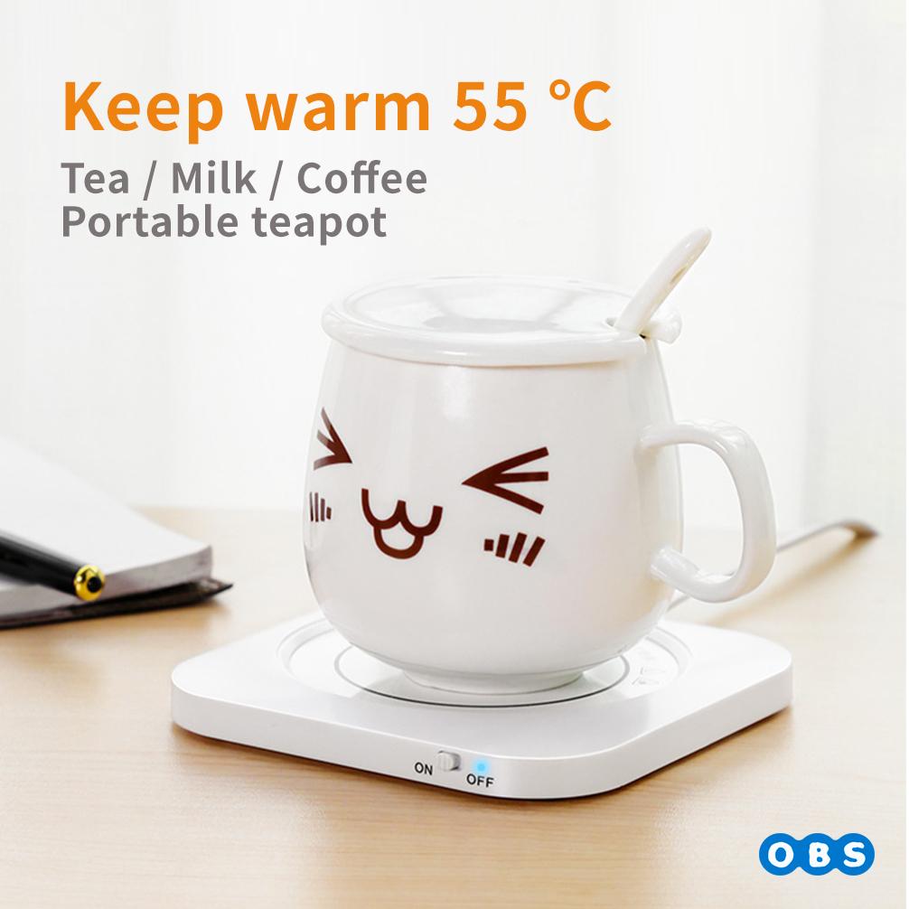 55℃  보온 머그컵  보온 티포트 미니포트 보온머그컵