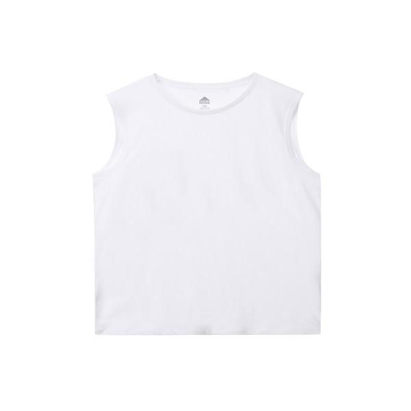 효소가공라운드넥민소매티셔츠 HUTS0107