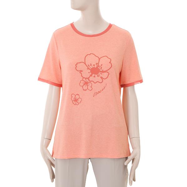 라운드 프린트 티셔츠(CL0MTS103)