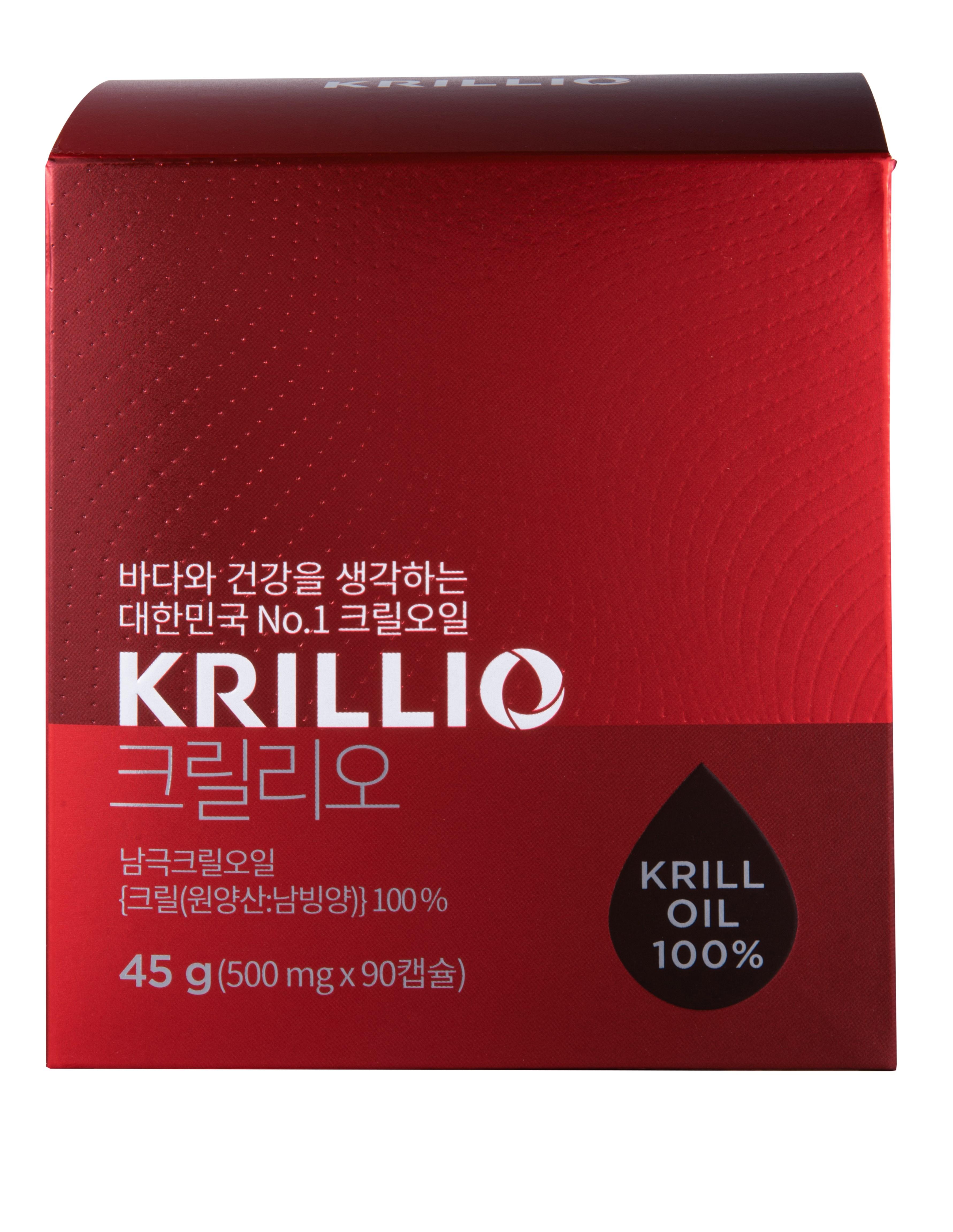 동원 크릴리오 (500mgX90캡슐) / 크릴오일 / 50112