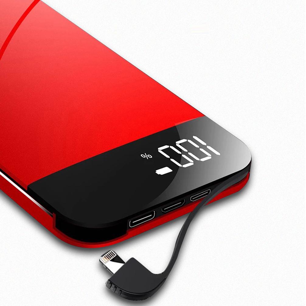 휴대폰충전기 대용량 보조배터리 핸드폰 충전기 80000