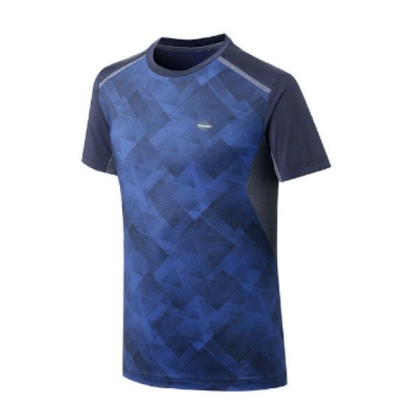 남성 통풍성 굿! 기능성 스포츠 라운드 티셔츠 헤모수 PM-TS73541