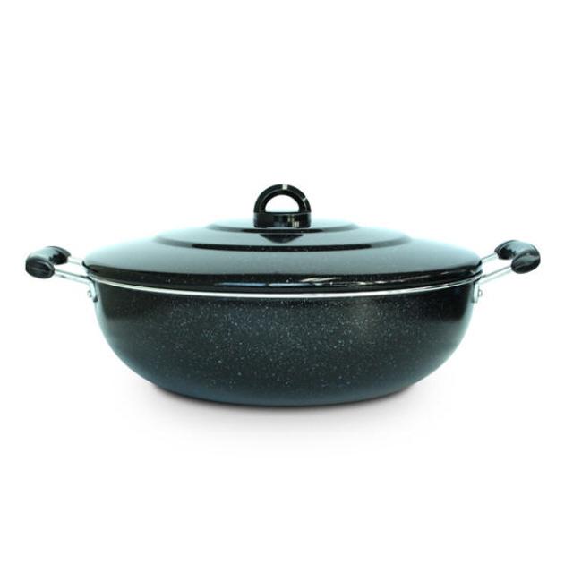 NEO廚師基本營業用大型油炸鍋 36cm/45cm/55cm外